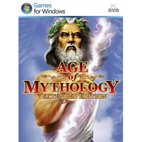 Age Of Mythology Extended Edition - Pc Envio Via Email