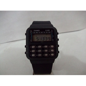 3be84d067c9 Relogio Casio Calculadora Usado Masculino - Relógios De Pulso