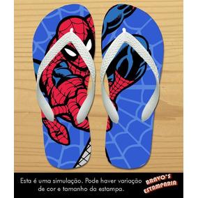 Sandália Homem-aranha