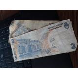 Billetes De Dos Pesos