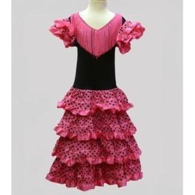 Disfraz De Flamenco Nuevo Talla 5-6. Bs. 21.000 1b40bc1e6df