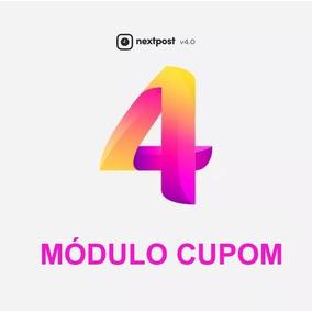 Nextpost - Módulo Cupom De Desconto Novo