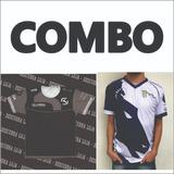 Combo Camisas Sk Gaming + Liquid