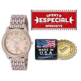 52f97689505 Relogio Us Polo Assn Feminino - Relógios De Pulso no Mercado Livre ...