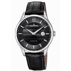 Reloj C4638/4 Negro Candino Hombre Classic Timeless