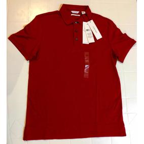 Camisa Tipo Polo Calvin Klein
