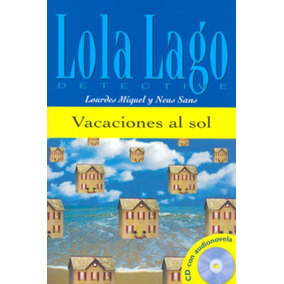 Vacaciones Al Sol - Nivel A1 - Libro + Cd Audio