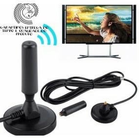 Antena Digital Hdtv Para Canais Transmissão No Aparelho Hd