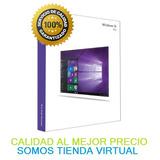 Windows 10 Pro Retail Para 1pc 64/32 Bits