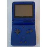 Espectaculares Game Boy Advance Sp-001 Azul+juego De Regalo