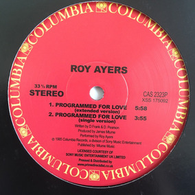 Roy Ayers - Programmed For Love - 12