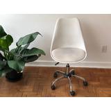 Cadeira Giratória Tok Stok Escritório Branca
