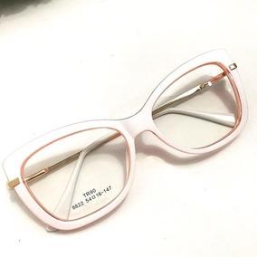 Oculos De Grau Branco Gatinho Marc Jacobs - Óculos no Mercado Livre ... 29c9750af7