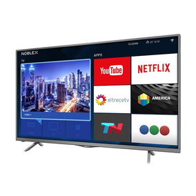 Smart Tv Led Noblex Ea43x5100x 43 Pulgadas Mlp
