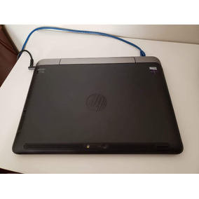 Notebook Hp Pro X2 I5 4gb 128gb Ssd Tela 12.5