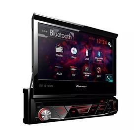 Dvd Player Pioneer Avh 3180 Bt 7 Retrátil 1 Din Bluetooth