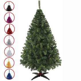Arbol De Navidad Naviplastic Monarca 205cm Pino