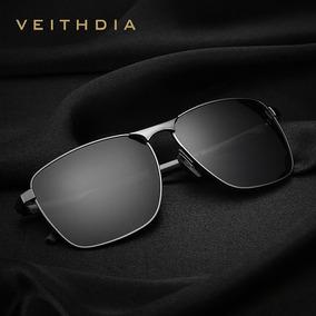 Óculos De Sol Masculino Polarizado Veithdia 2462 Original 78e48a385b