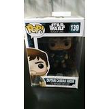 Figura Funko Pop! #139 Star Wars Captain Cassian Andor