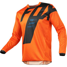 0fc9953b95bb6 Jersey Fox 180 Mastar Naranja Motocross Utv Atv Enduro