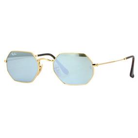 46015e9724469 Rayban Octogonal - Óculos no Mercado Livre Brasil