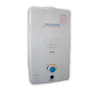 Calefón Instamatic A Gas 26 Litros Jumbo Incluido Iva