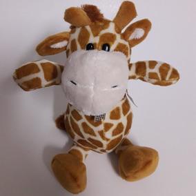 Girafa De Pelúcia - 28cm