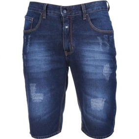 2 Bermudas Jeans Sortidos Adulto Infantil Extra Masculino