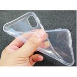 Protector Transparente Tpu iPhone 5 5s 6 6+ 6s 6s+ 7 7+ 8+ X