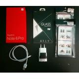 Xiaomi Redmi Note 6 Pro 64gb+4ram+3 Fundas+2micas De Cristal