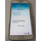 Samsung Galaxy S5 Single Sm-g900m Semi-novo - Envio Já &