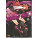Akame Ga Kill 6 - Panini 06 - Bonellihq Cx87 K17