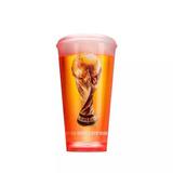 Copo Oficial Copa Do Mundo Rússia 2018, Budweiser, Luminoso