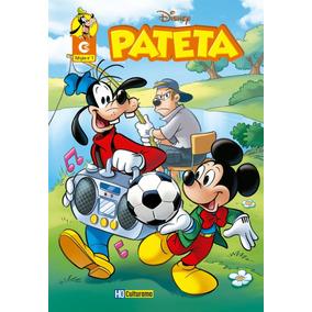 Revista Gibi Em Quadrinhos Pateta Nº 1 Hq Disney 2019