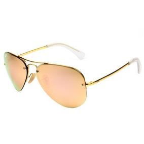 Ray Ban Rb3449 00113 Tamanho - Óculos no Mercado Livre Brasil d022a83d66