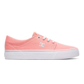 Tenis Mujer Trase Tx Skate Dc Shoes