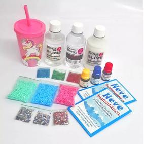 Mini Kit Slime Barato Lançamento Posta No Mesmo Dia