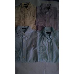 Camisa Polo Ralph Lauren Listrada Masculina - Calçados 09c2a128916