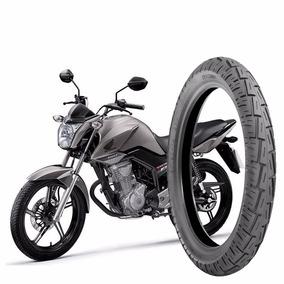 Pneu Moto Cg/titan/fan 90/90-18-tras C/camara Technic