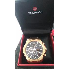 0012b978f5d Relogio Technos Serie Ouro Lançamento - Joias e Relógios no Mercado ...