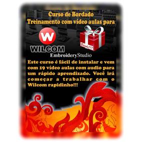Curso De Bordado Para Wilcom Embroidery Studio - Vídeo Aulas