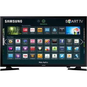 Smarttv Led 48 Samsung Un48j5200 Fullhd 2 Hdmi - Mostruário