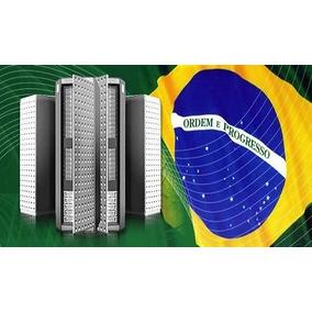 Hospedagem De Site Datacenter Brasil Anual + Domínio Grátis
