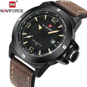 Relógio Masculino Naviforce Importado Original Novo