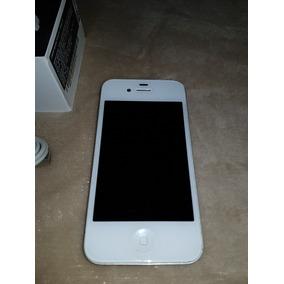 59762a2d33d Iphone 4 16gb Usado En Buen Estado Con Caja Y Accesorios Usado en ...