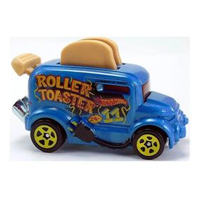 Tostadora Roller Toaster Movimiento Hot Wheels Solo Envios