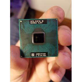 Intel Core 2 Duo De Notebook Modelo Slb54