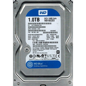 Disco Rigido 1tb Wd Blue 1tb 7200rpm