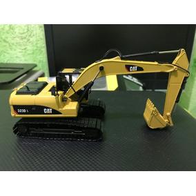 Escavadeira Caterpillar Cat 323dl 1/50 = Arpra Wsi Tekno