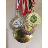 Medallas Evento Premiación Deportiva Personalizada $1.000c/u